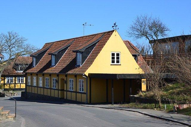venkovská architektura