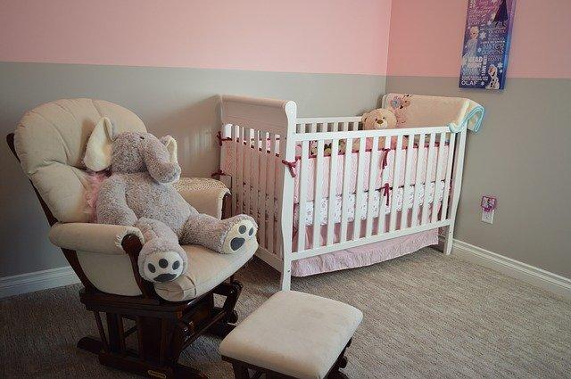 Jak zařídit dětský pokojíček?