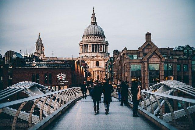 6 romantických aktivit, které podniknout v Londýně