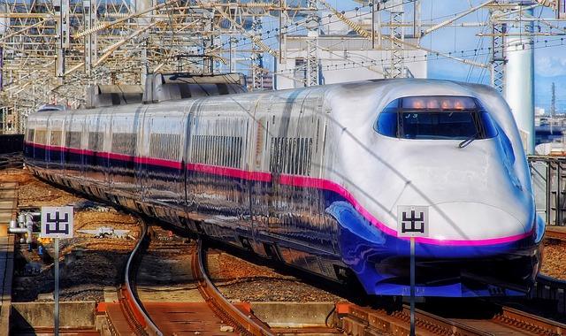 Japonský vlak