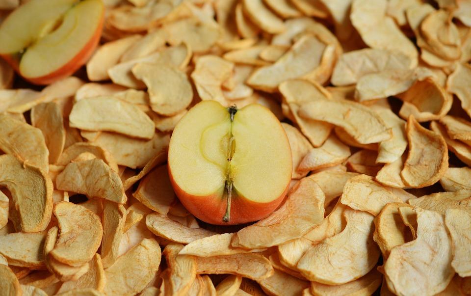 Sušené ovoce mrazem téměř neztrácí žádné živiny